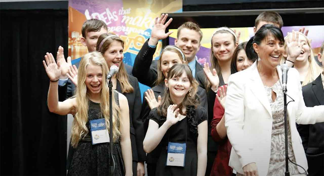 Young Entrepreneurs Compete for Thousands in Scholarships