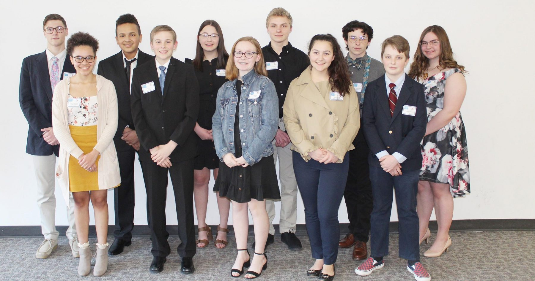 Cayuga Community College's inaugural Young Entrepreneurs Academy