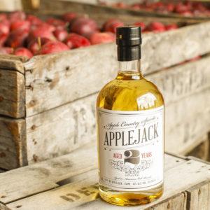 Bottle of Apple Country Spirits - Apple Jack