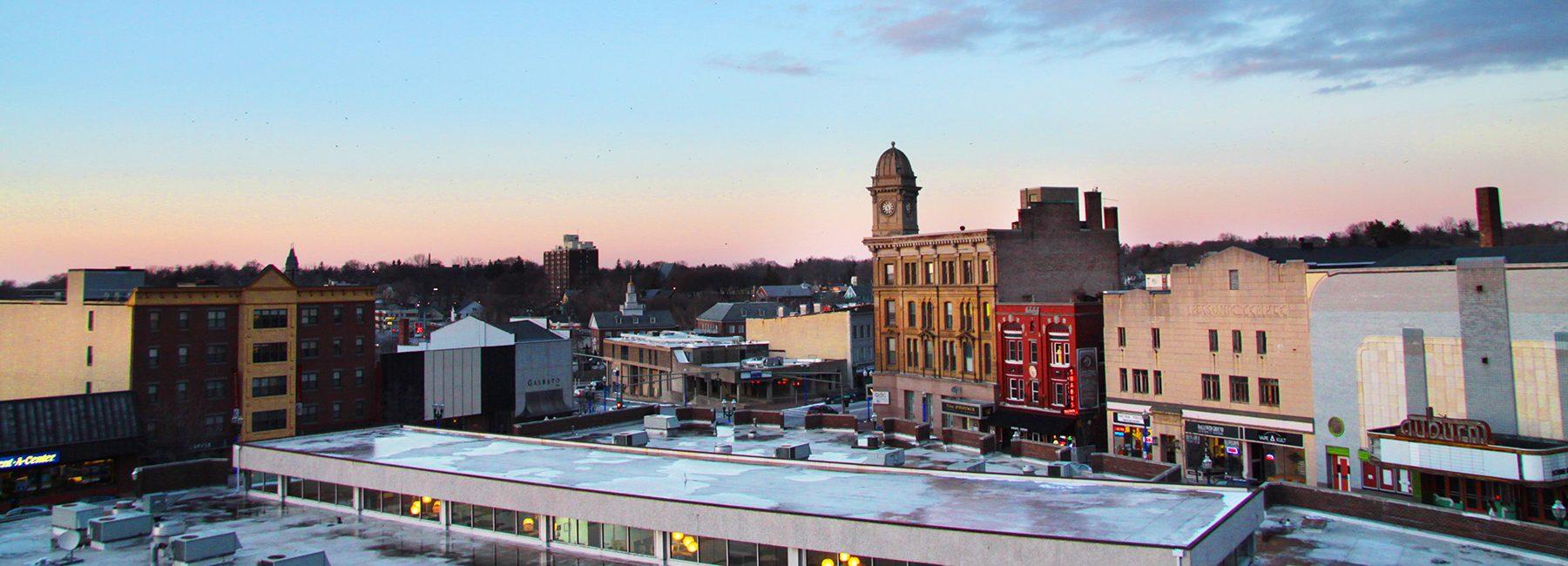 Downtown Auburn, NY