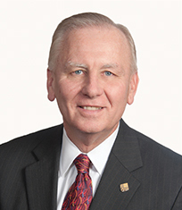 Bob Schick, LNB Chairman and CEO