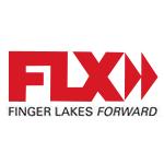 Finger Lakes Forward - FLX Logo