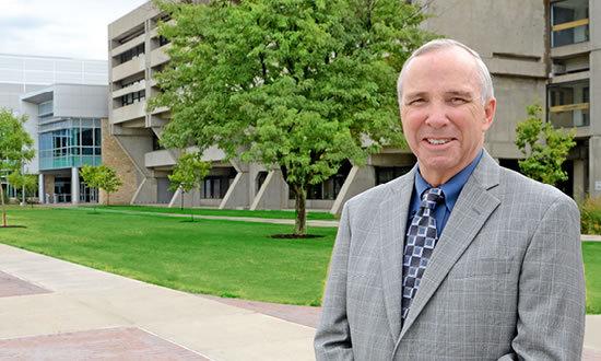 FLCC President Dr. Robert Nye