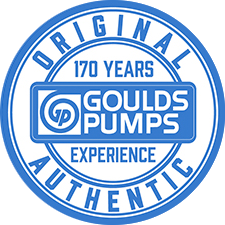goulds-pumps-170-years-logo