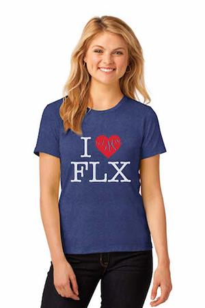 I Heart FLX T-shirt