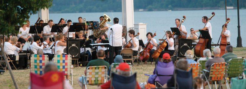 Lakefront Concert Series in Geneva, New York