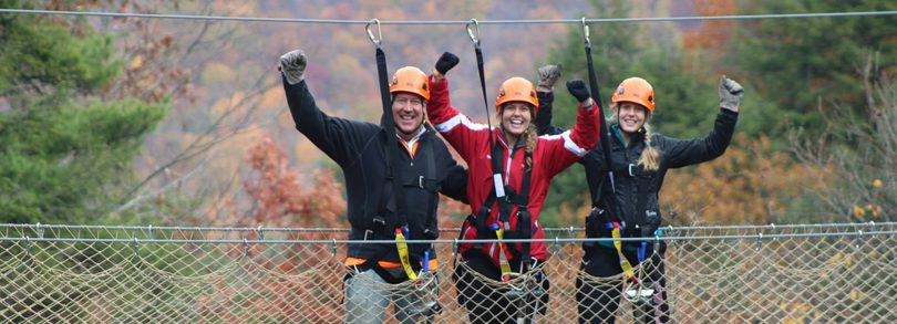 Canopy Tours at Bristol Mountain
