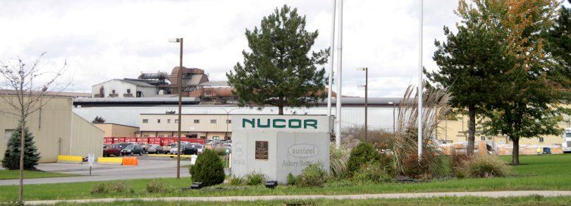 Nucor, Cayuga County, NY